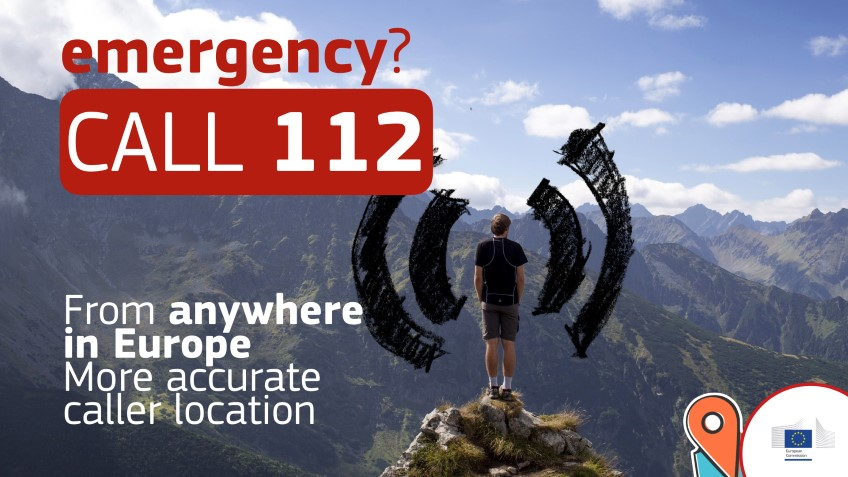 February 11: European Emergency Number Day
